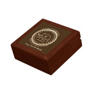 University of Beringia Mammoth Gift Box