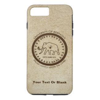 University of Beringia Mammoth Seal iPhone 8 Plus/7 Plus Case
