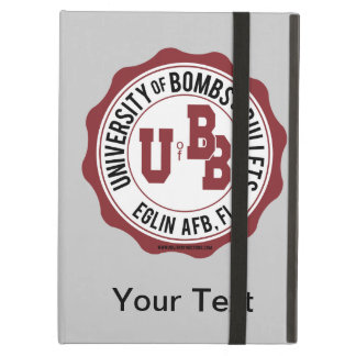 University of Bombs and Bullets Eglin iPad Air Covers