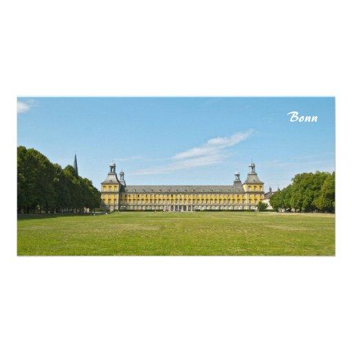 University of Bonn Card Photo Card