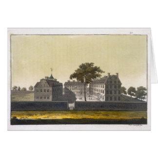 University of Cambridge, Massachusetts, from 'Le C Card