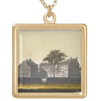 University of Cambridge, Massachusetts, from 'Le C Square Pendant Necklace