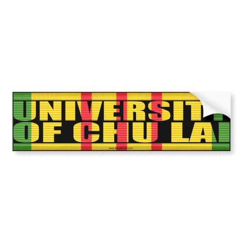 University of Chu Lai Sticker