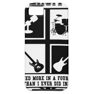 University of Classic Rock iPhone SE/5/5s Case