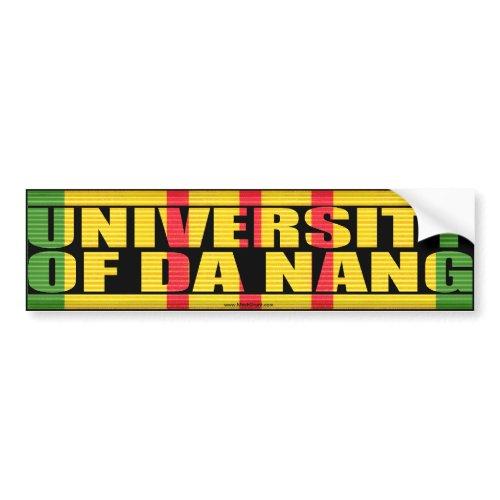 University of Da Nang Sticker
