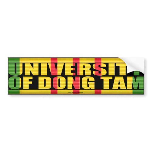 University of Dong Tam Sticker