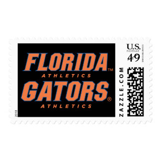 University of Florida Athletics Postage Stamp