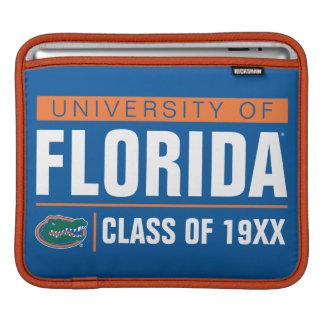 University of Florida Class Year iPad Sleeve