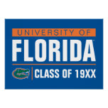 University of Florida Class Year Posters