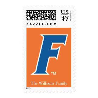 University of Florida F 3 Postage