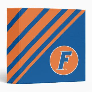 University of Florida F 3 Ring Binder