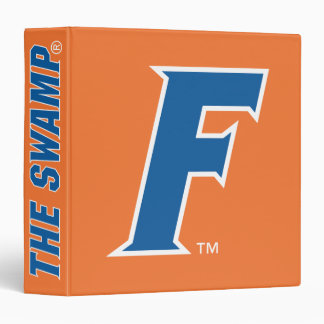 University of Florida F 3 Ring Binder