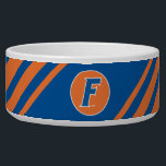 """University of Florida F Bowl<br><div class=""""desc"""">Zazzle offers the most exciting and unique gear for the ultimate Florida Gator fan! All of our products are officially licensed and customizable, which makes them perfect for students, alumni, family, fans, and faculty. Whether you are gearing up for tailgating, hosting a party for a Florida fan, or decorating your...</div>"""