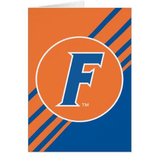University of Florida F Card