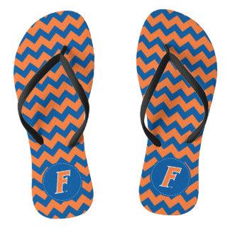 University of Florida F Flip Flops
