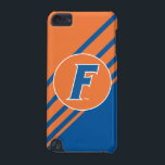 "University of Florida F iPod Touch (5th Generation) Case<br><div class=""desc"">Zazzle offers the most exciting and unique gear for the ultimate Florida Gator fan! All of our products are officially licensed and customizable, which makes them perfect for students, alumni, family, fans, and faculty. Whether you are gearing up for tailgating, hosting a party for a Florida fan, or decorating your...</div>"