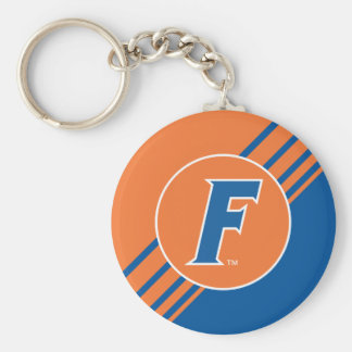 University of Florida F Keychain