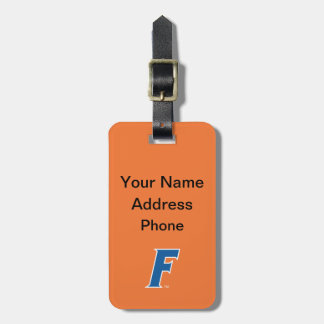 University of Florida F Luggage Tag