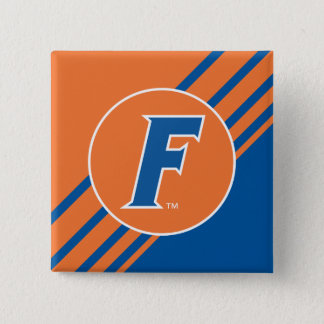 University of Florida F Pinback Button