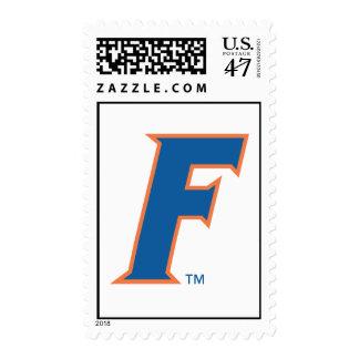 University of Florida F Postage