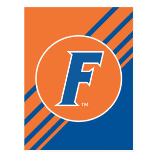 University of Florida F Postcard
