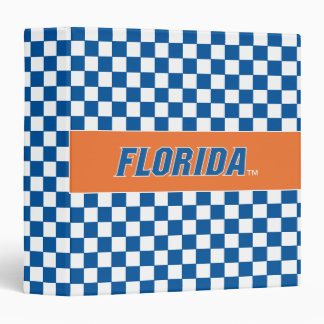 University of Florida Gators Binder