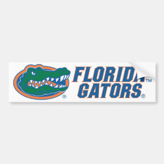 University of Florida Gators Bumper Sticker