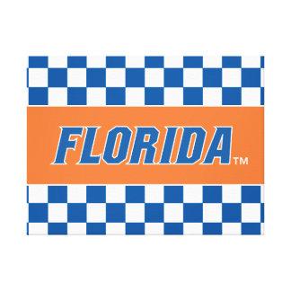 University of Florida Gators Canvas Print