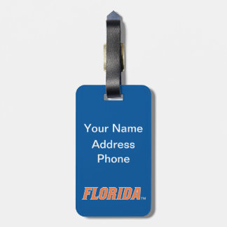 University of Florida Gators Luggage Tag