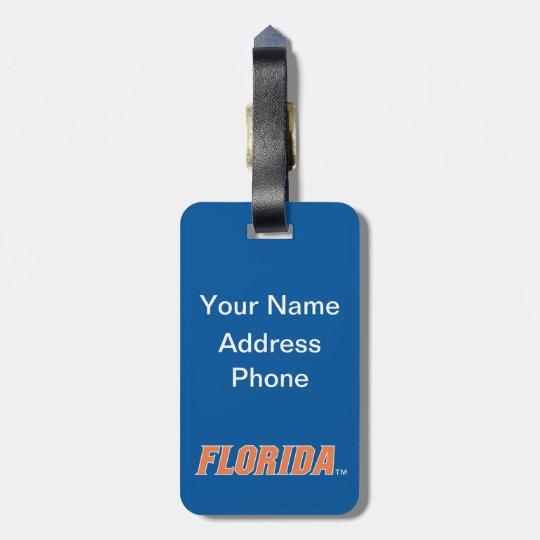 University of Florida Gators Luggage Tag