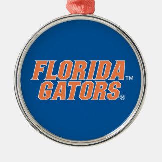 University of Florida Gators Metal Ornament