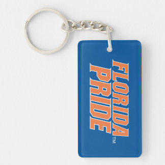 University of Florida Pride Keychain