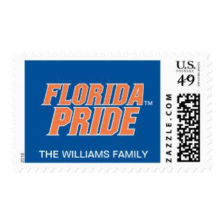 University of Florida Pride Postage