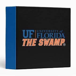 University of Florida Swamp 3 Ring Binder