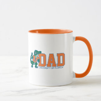 University of Forida Dad Mug