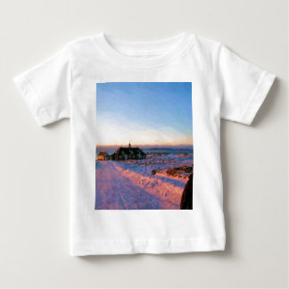 University of Greenland by Ozborne Whilliamsson Baby T-Shirt