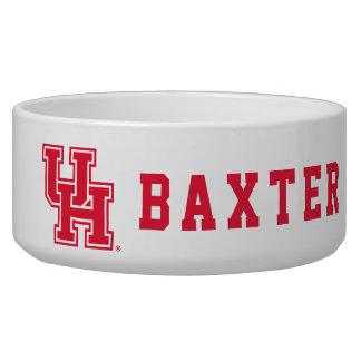 University of Houston | Red UH Logo Bowl