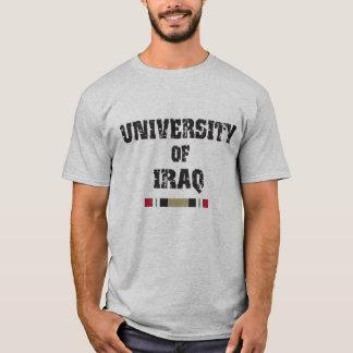 University of Iraq distressed 2 T-Shirt