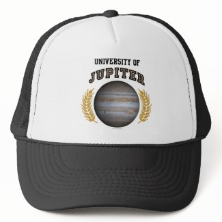 University Of Jupiter Hat