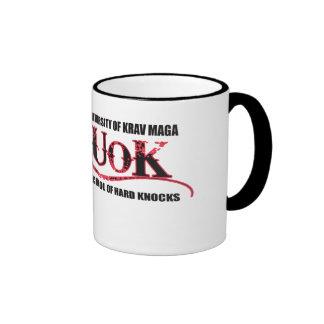 University of Krav Maga aka UOK Mug