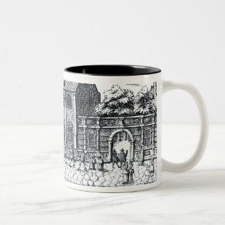 University of Leiden,'A Dutch Athens' Two-Tone Coffee Mug