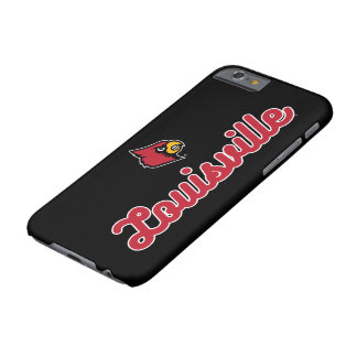 University of Louisville | Script Logo Barely There iPhone 6 Case