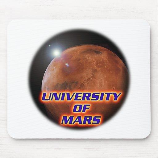 University of Mars Mouse Pad