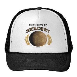 University of Mercury Hat