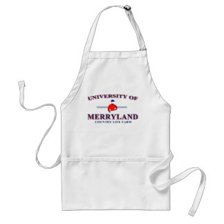 University of Merryland Apron