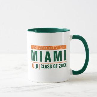 University of Miami Alumni Mug