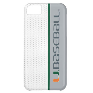 University of Miami Baseball Case For iPhone 5C