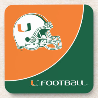 University of Miami Football Coaster