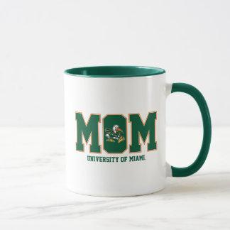 University of Miami Mom Mug