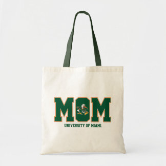 University of Miami Mom Tote Bag